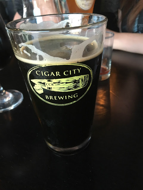 Cigar City Brewing | A Hoppy Medium