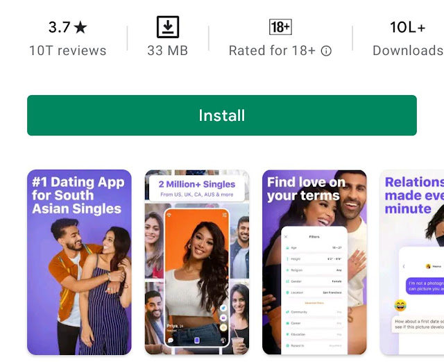 Dil Mil South Asian singles App Review