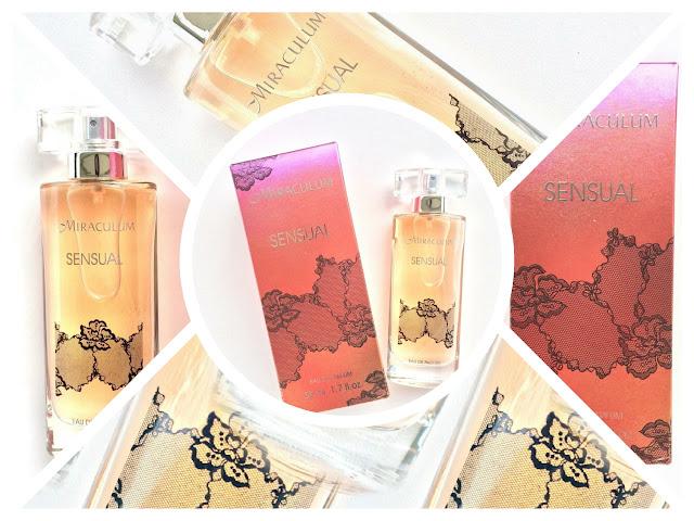 MIRACULUM Sensual Eau de Parfum pour Femme