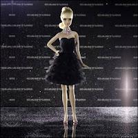 Stefani Canturi Barbie doll