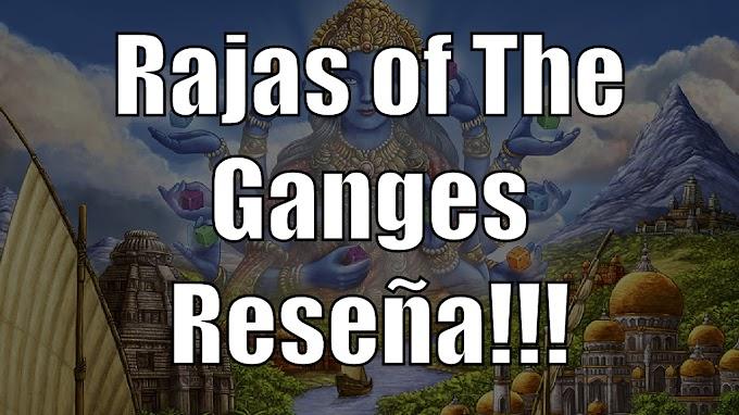Rajas of The Ganges El juego de mesa Reseña!!!