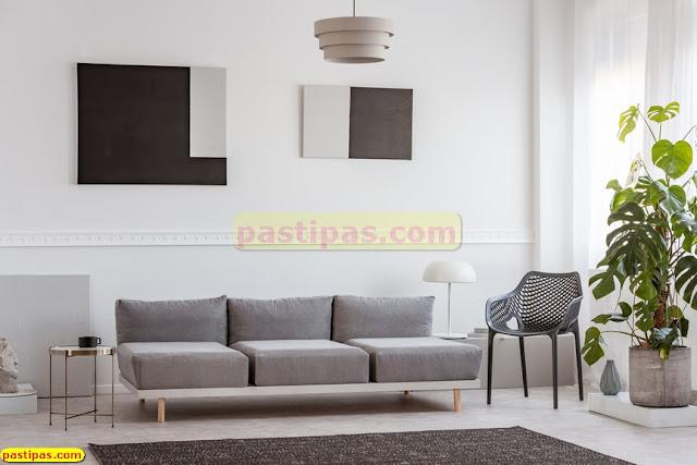 Menata Interior Ruang Tamu Pada Desain Rumah Minimalis Tipe 36