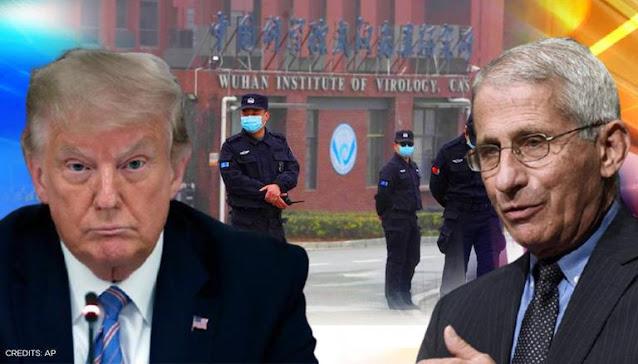 Spekulasi Virus Corona dari Lab Wuhan Menguat, Trump Tuntut China Bayar Kompensasi 10 Triliun Dolar