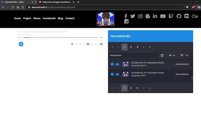 Azuracast | webradio #shoutcast #icecast serveur