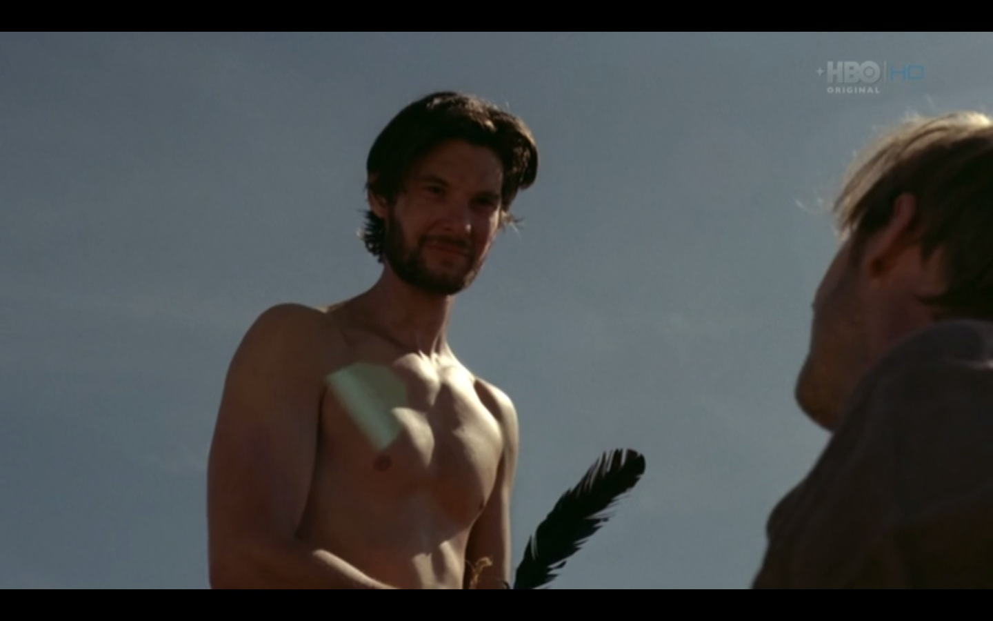 ben-barnes-topless-salt-lick-cafe