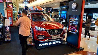 MG (Morris Garage) HS Resmi Diluncurkan, Lawan Setara Honda CRV Dan Mazda CX-5 Kaum Rebahan ID