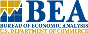 U.S. Bureau of Economic Analysis Logo - Source: U.S. Bureau of Economic Analysis