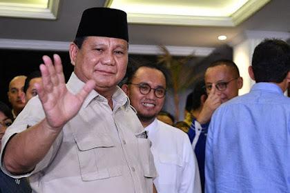 Ini Alasan Prabowo Belum Ucapkan Selamat Kepada Jokowi-Maruf