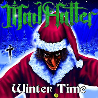 "Το single των Mad Hatter ""Winter Time"""