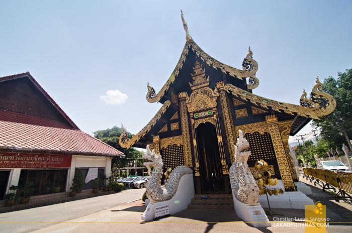 Wat Inthakin, Chiang Mai