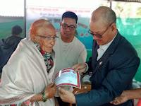 सुवर्णपुरमा ४७ जनाद्वारा रक्तदान, ज्येष्ठ नागरिकहरूलाई समान