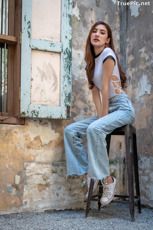 Image Thailand Model - Mynn Sriratampai (Mynn) - Beautiful Picture 2021 Collection - TruePic.net - Picture-88