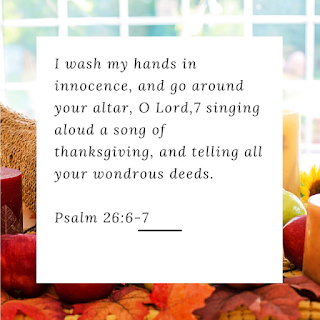 being thankful during hard times