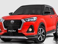 Inilah Spesifikasi Harga Daihatsu Rocky Indonesia