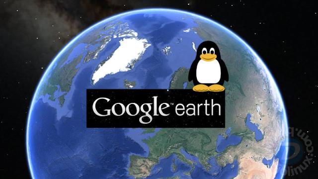 Google Earth Linux