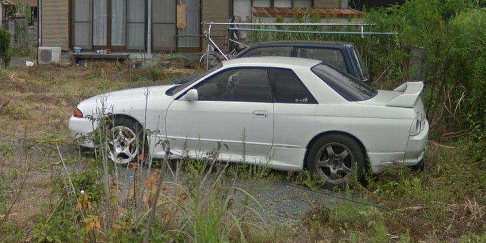 18 Τα παρατημένα supercars της Φουκουσίμα zblog, παρατημένα, Φουκουσίμα, ΦΩΤΟ, φωτογραφίες