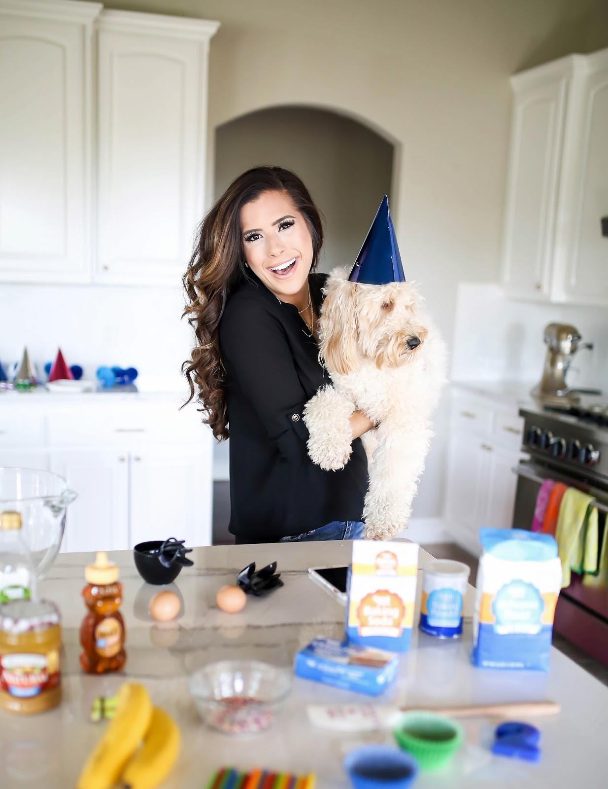 Pb Banana Pup Cakes Recipe The Sweetest Thing