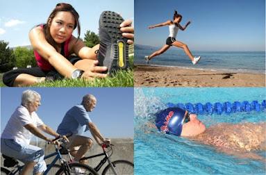 Praticar exercícios físicos