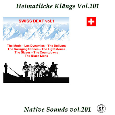 VA -  Swiss Beat vol.1  (Heimatliche Klaenge Vpl.201 )