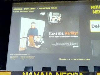 Navaja Negra 2019 - Carlos Hernández