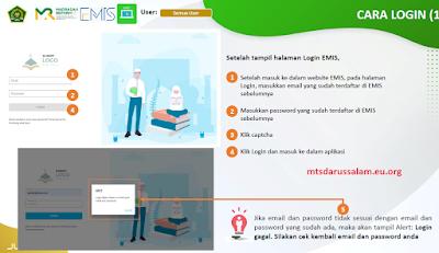 Panduan EMIS Madrasah Semester Genap TP. 2020-2021