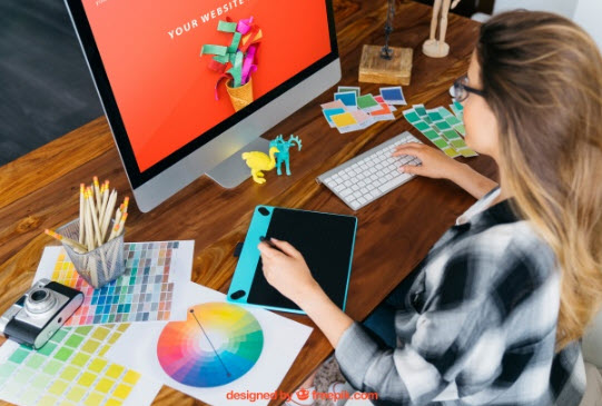 Professional Web Designer Services in Jakarta