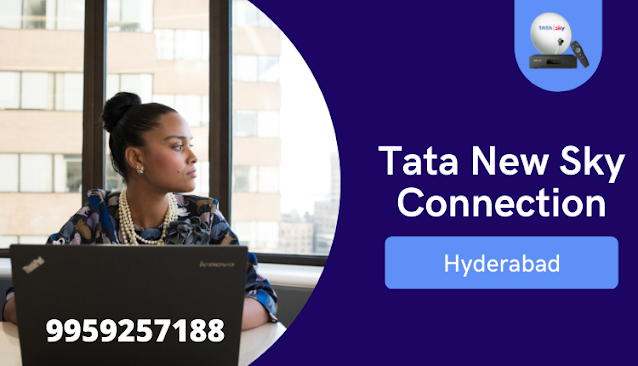 Are you Looking for Tata Sky New Connection  in hyderabad