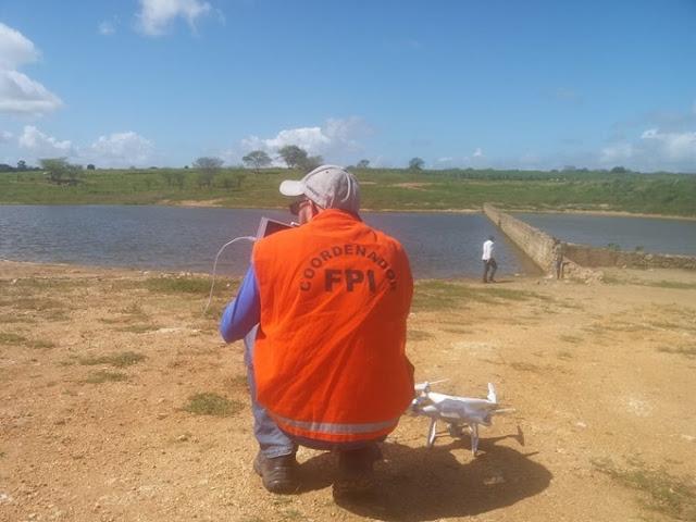 Em Major Izidoro, FPI chama a atenção para poluição em reservatório
