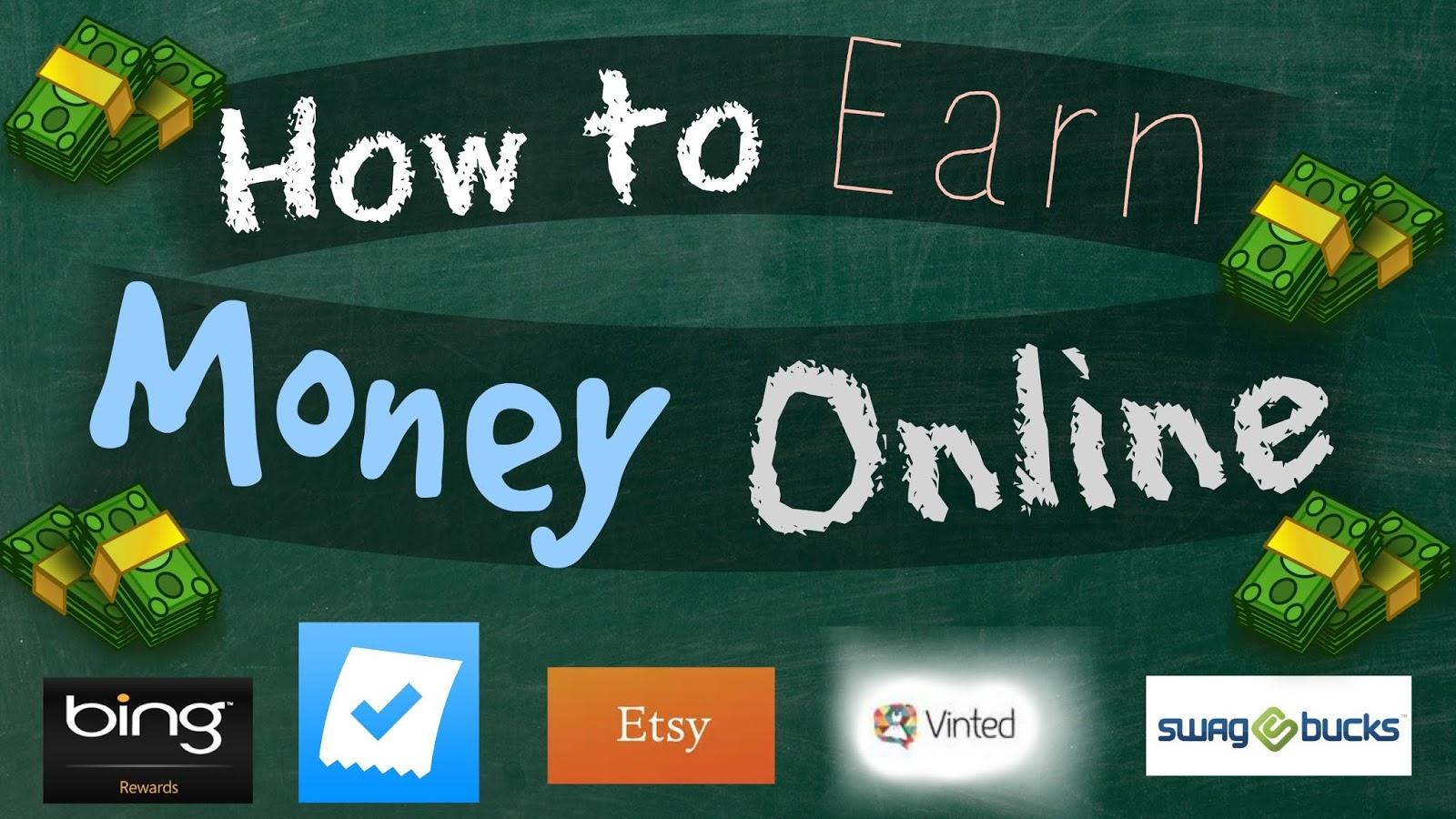 Top 10 cách kiếm tiền online hiệu quả