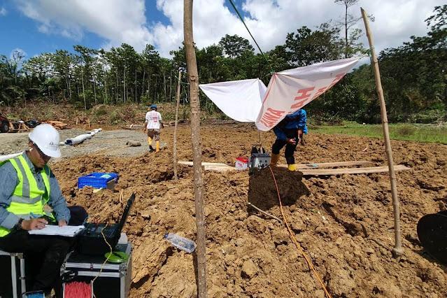 Berapa Tarif Jasa Geolistrik / Geoteknik Mataram, Nusa Tenggara Barat