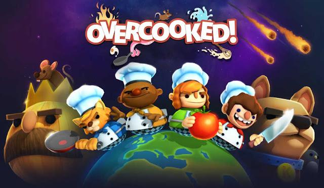 Overcooked locandina del gioco