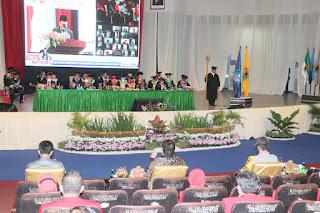 Kapolda Sulsel Hadiri Upacara Dies Natalis Universitas Hasanuddin yang ke-64