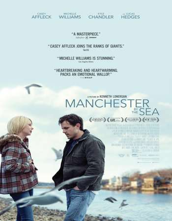 Poster Of Manchester by the Sea 2016 English 700MB DVDScr x264 Free Download Watch Online downloadhub.net