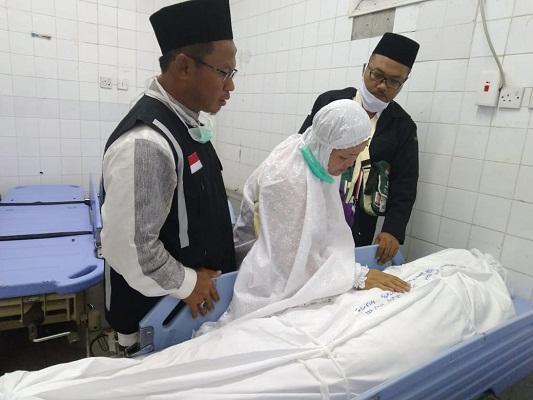 Tercatat 44 Jamaah Haji 2019 Wafat, Pemerintah Siapkan Badal Haji Jamaah Wafat