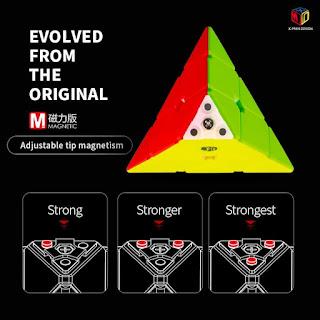 Pamflet Pyraminx X-Man  Bell V2