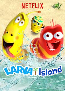 Download Film dan Movie Larva Island Season 1 & 2 (2018) Episode 1-13 Batch Subtitle Indonesia