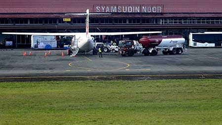 Cara Menghubungi Bandar Udara Syamsudin Noor 24 Jam