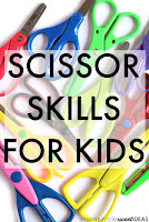 scissor skills for kids