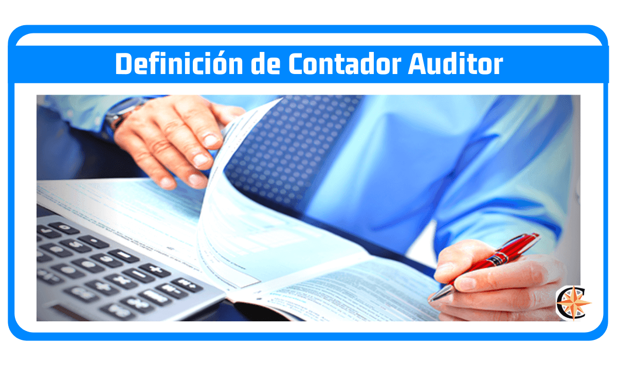 contador auditor definición