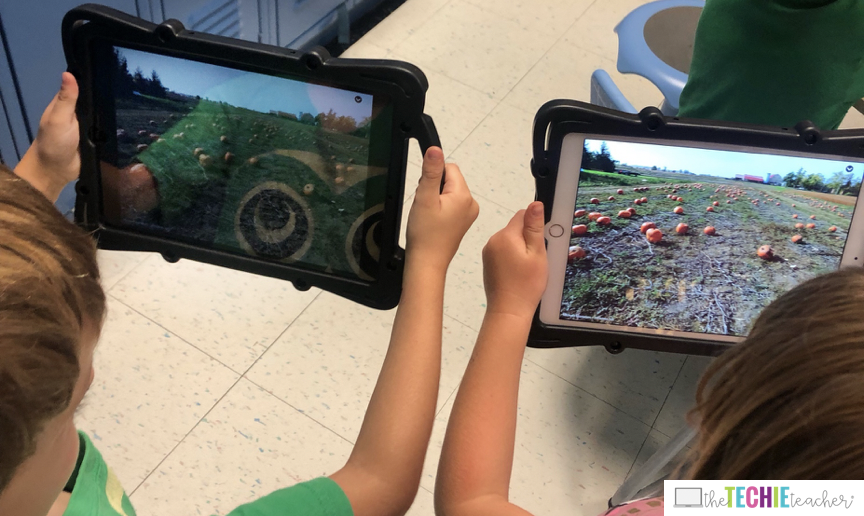 Nearpod virtual field trip to the pumpkin patch! Bring the pumpkin lifecycle to life with this digital tool.