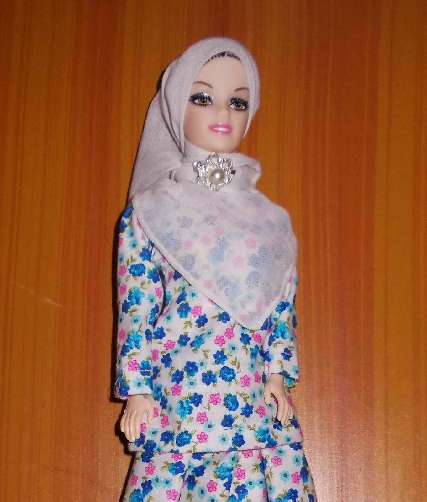 Kumpulan Gambar Boneka Barbie Muslim Cantik Dan Keren Untuk Anak 2015