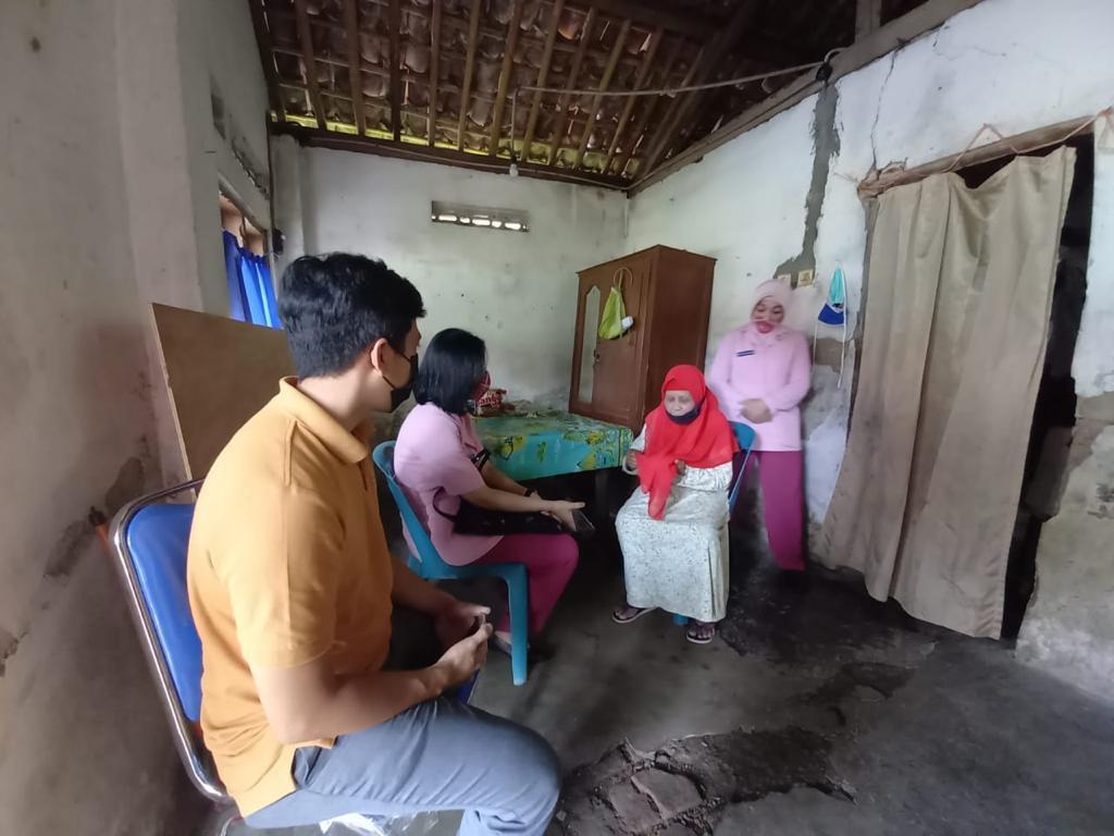 Meriahkan HUT YKB ke 41, Bhayangkari Gelar Kegiatan Peduli Sesama