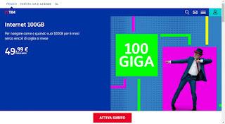 Internet 100GB