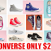 Converse Chuck Taylor $25 Sale!! Men's and Women's Chuck Taylor Low Tops and High Tops Only $25 (Reg $50 - $60) + Free Shipping and Free Shipping Back on Returns.