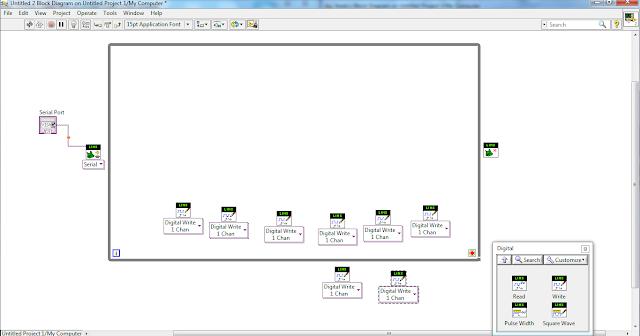 Gambar 3 63 Langkah 8 Pembuatan Program