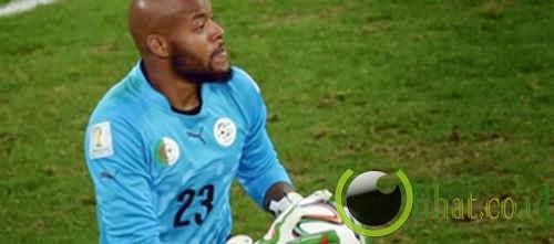Rais Mbolhi (Kiper)