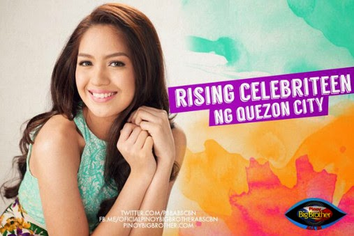 PBB All In Housemates, Pinoy Big Brother Housemates, Jane Oineza