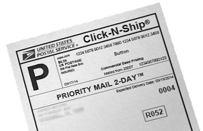 USPS Click-N-Ship in detail