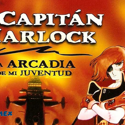 [P] Capitan Harlock Arcadia de Mi Juventud 1982 Audio Latino  | MEGA | MediaFire |