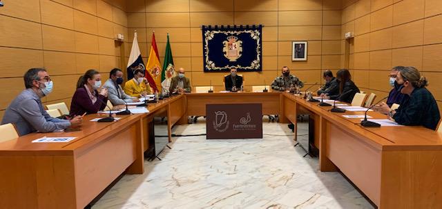 Cabildo de Fuerteventura  constituye Comisión Técnica multidisciplinar para garantizar la continuidad de  proyectos europeos del Plan de Recuperación y Resiliencia